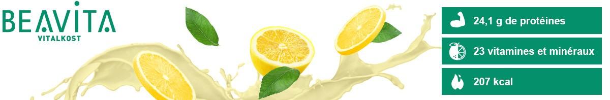 Beavita Vitalkost Citron-Yaourt - Bienfaits