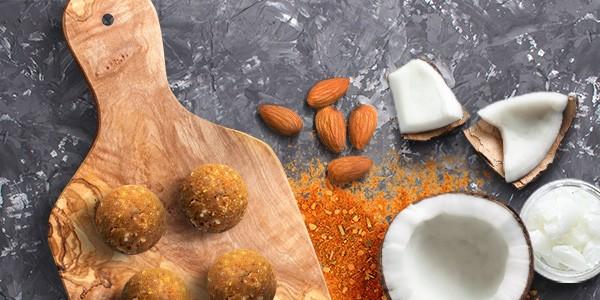 Ingrédients Energy Balls Cinnamon Cake
