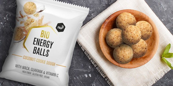 Energy Balls Coconut-Cookie-Dough