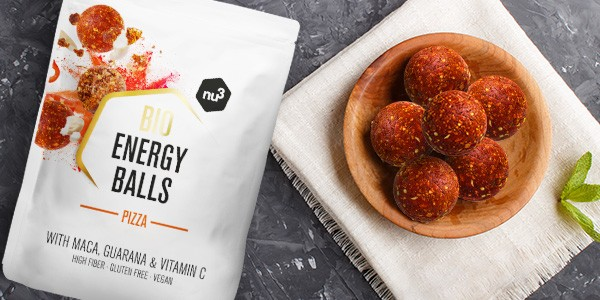 Energy Balls Pizza