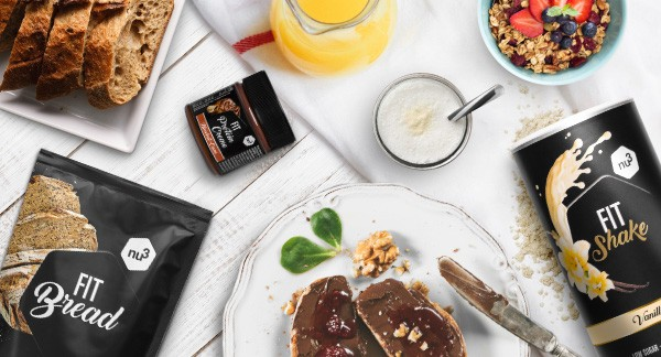 Fit Protein Müsli - Fit Frühstück