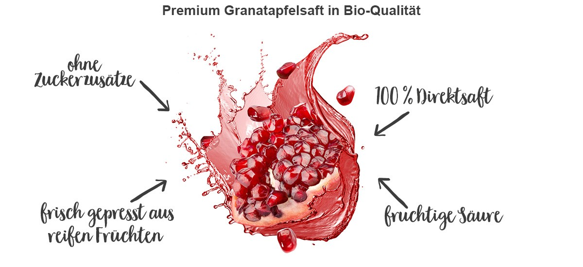 granatapfelsaft-benefits