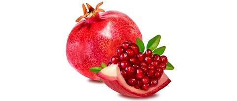 granatapfel-rohstoff