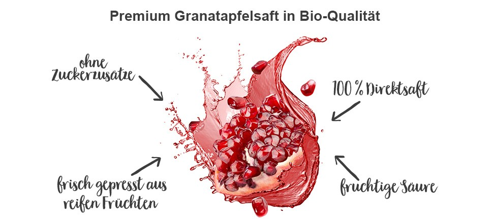 granatapfelsaft-benefits