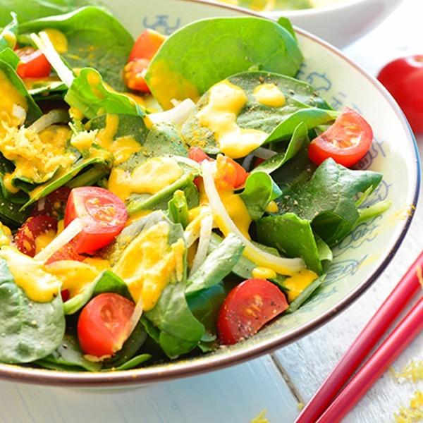 Curcurma-recette-salade