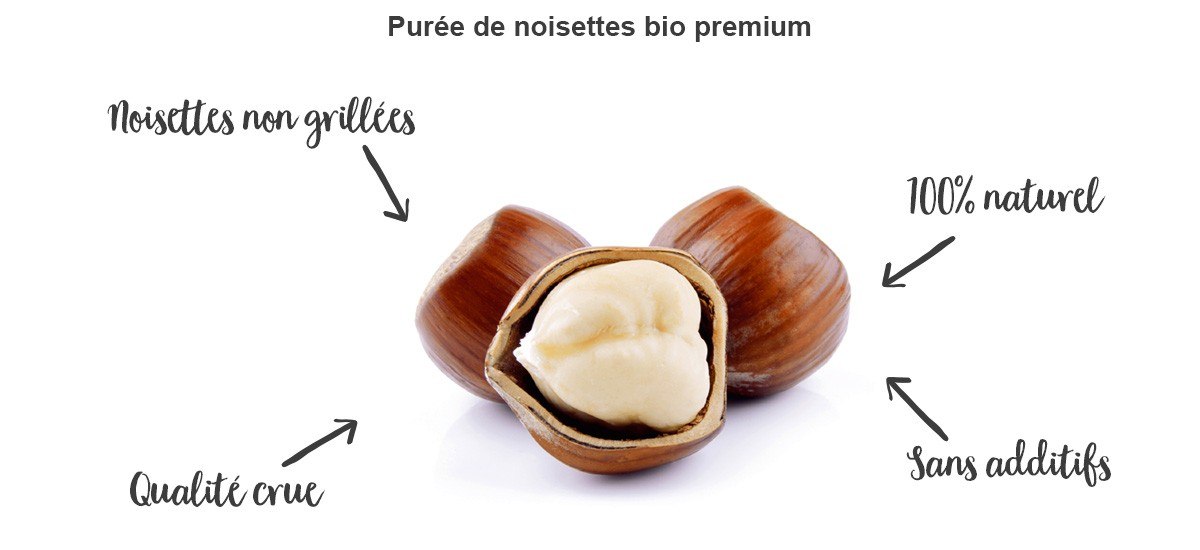 puree de noisettes bienfaits