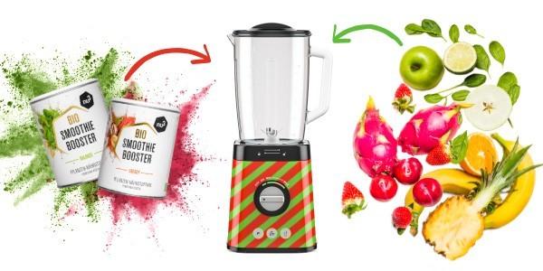 nu3 Bio Superfood Pulver Mix, Immunity - Produktbeschreibung