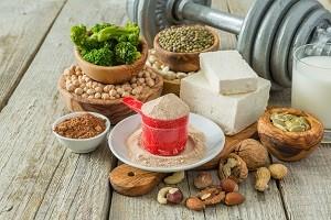 shaker mit vegan protein