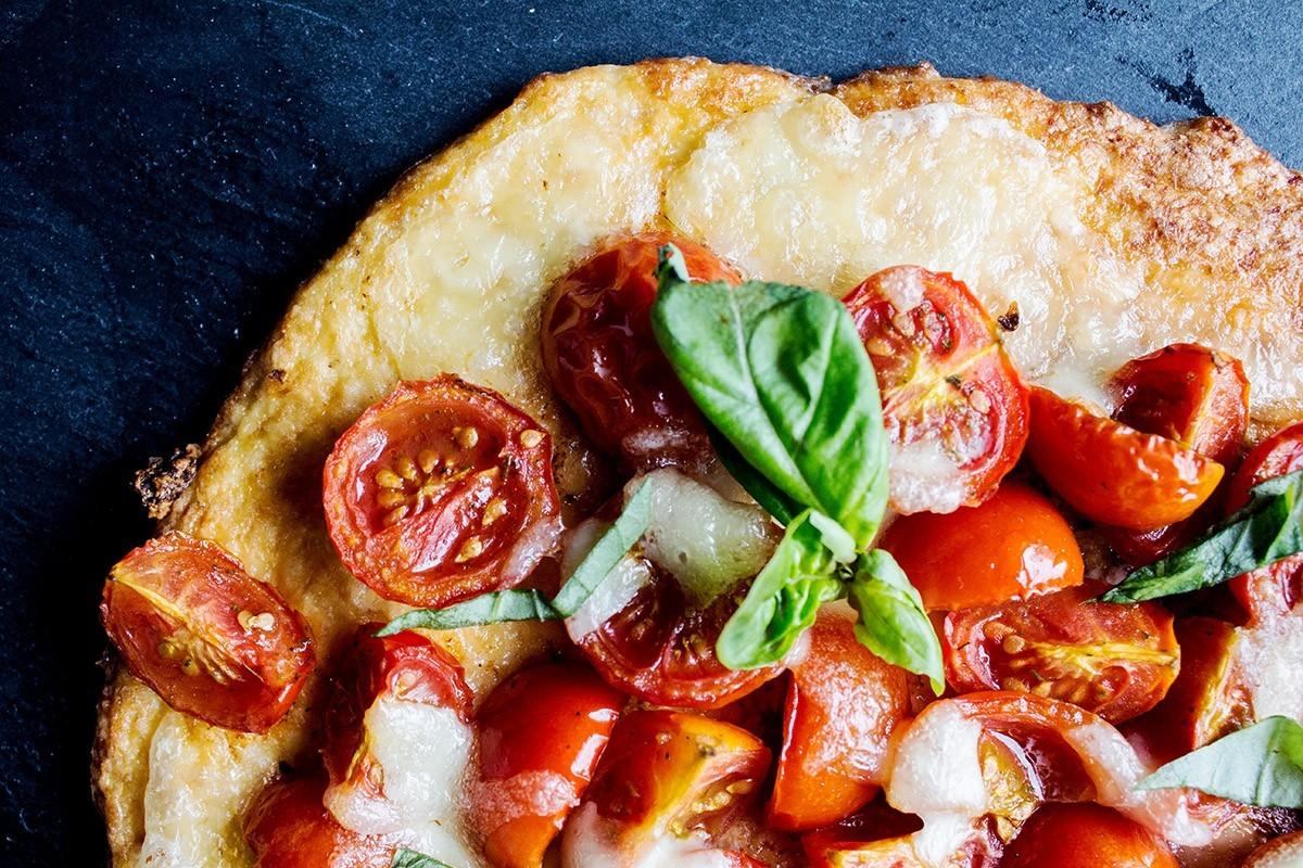 pizza chou fleur sans gluten low carb recette nu3 kitchen. Black Bedroom Furniture Sets. Home Design Ideas