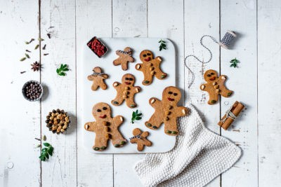 super-gingerbread men