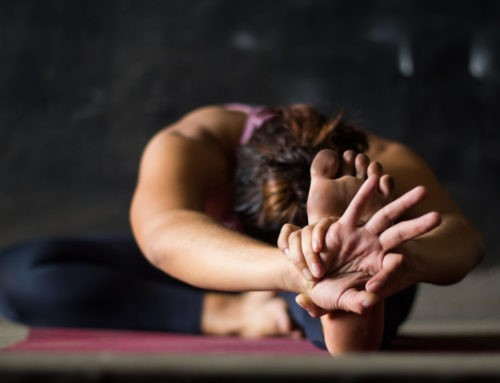 Boxing Yoga: Trend-Sport aus London