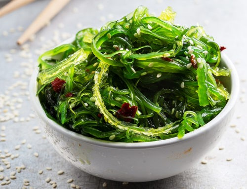 Wakame – Japanischer Seetang-Salat