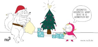 weihnachtspunch karte