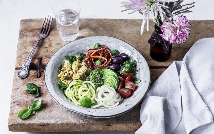 power pasta salat