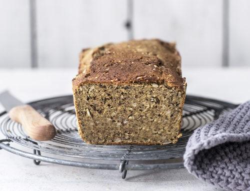 Protein Loaf – Power-Brot ohne Gluten