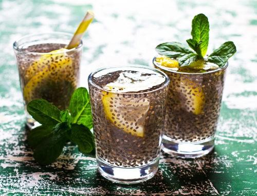 Chia Fresca – der natürliche Energy Drink