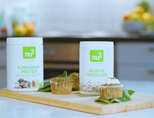 Low Carb Quinoa Muffins – der Protein Snack