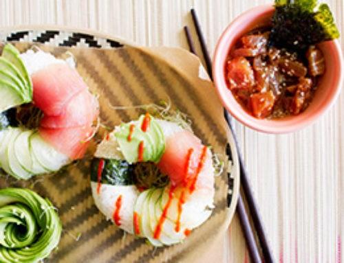 Sushi Donuts – Das Beste aus zwei Welten