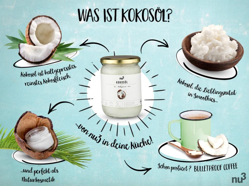 Was ist Kokosöl
