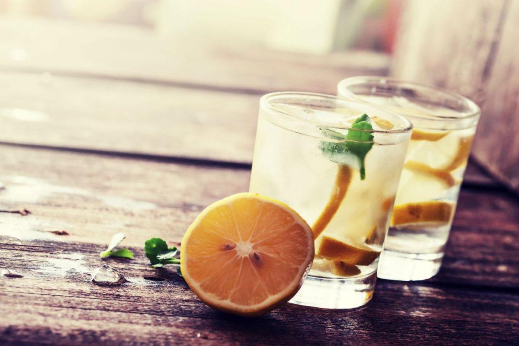 Low Calorie Limonade